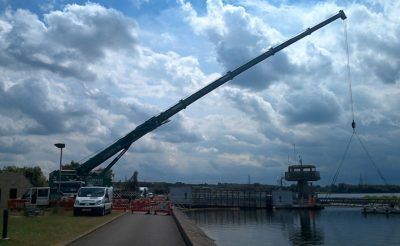 Farmoor Reservoir Repairs