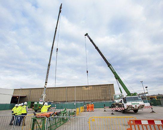 Crane Training Provided