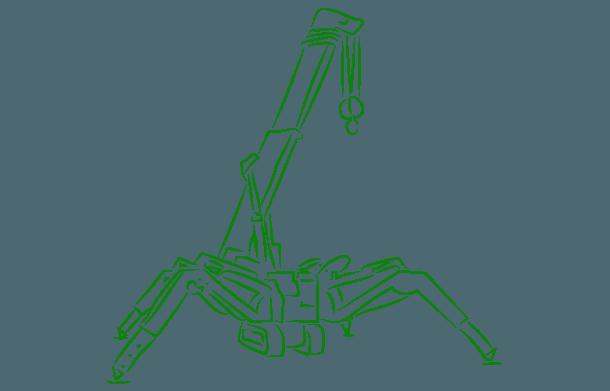 Spider Crane Hire