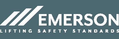 Emerson Crane Hire Retina Logo