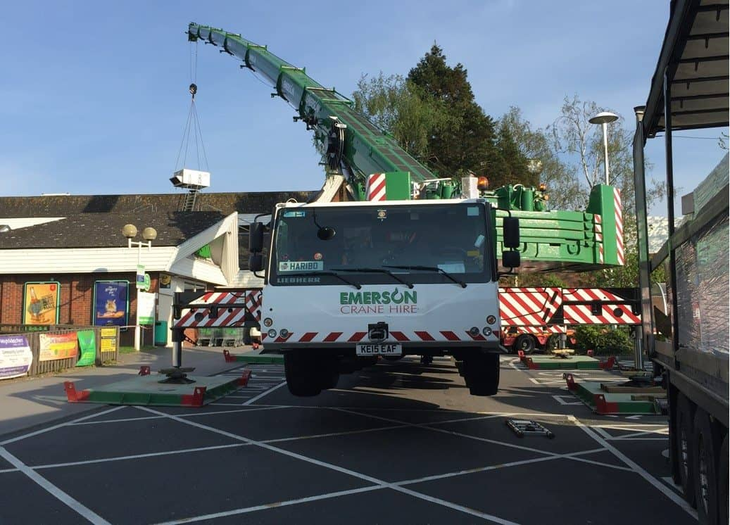Learn About Crane Boom Deflection Here! | Blog | Emerson Cranes