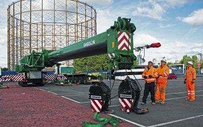 Contract Lift - 300T Liebherr Crane, with Crane Operator, Lift Supervisor & Slinger / Signaller