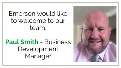 Paul Smith - Business Development Manager - Rail Sector