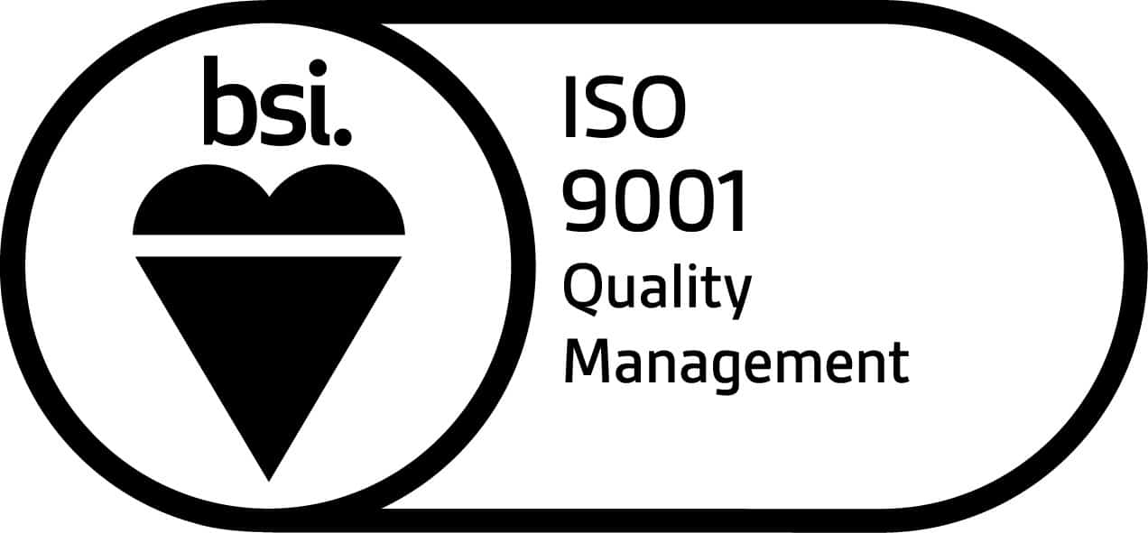 BSI Quality Management ISO 9001