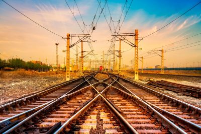 Emerson Cranes Makes Rail Projects Easier